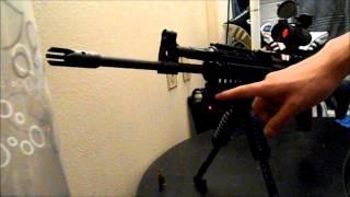 M+M M10 Review & Upgrades M10762 AK47 Variant