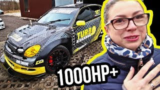 Turbo + Nitro + Etanol + Stroker 2JZ = 1000hp | Witamy w KMS Engine !