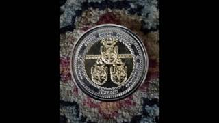 My United States Navy Command Challenge Coins, Patches & Ruckers
