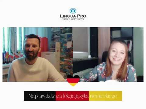 Kadr z filmu na youtube - Najprawdziwsza lekcja języka niemieckiego 15_20
