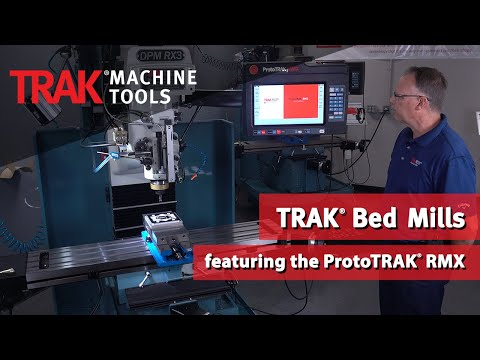 TRAK RX Series Bed Mills Overview feat. the DPM RX3