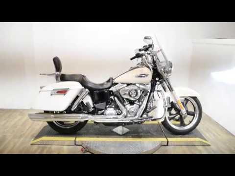 2014 Harley-Davidson Dyna® Switchback™ in Wauconda, Illinois - Video 1