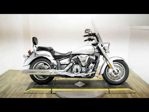 2007 Yamaha V Star® 1300 Tourer in Wauconda, Illinois - Video 1
