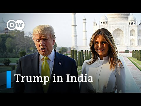 Why India is so important for Donald Trump and the US   DW News
