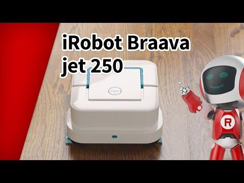iRobot Braava jet 250 - robot laveur de sol