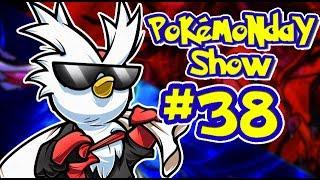 Pokémonday Show #38 w/ ShadyPenguinn! - Pokemon Delta Emerald, Origins On Sale,  Wifi Competitions!