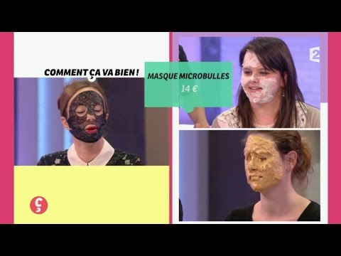 Lorge perlée pour le masque sur la personne