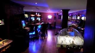Home Arcade,Mancave, Ultimate Gameroom, Video Game,Pinball