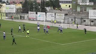 Bitonto-Fasano 2-0: gli highlights del match
