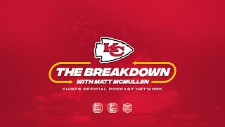 Clyde Edwards-Helaire Reacts to Joining the Chiefs | The Breakdown