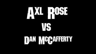 Axl Rose's voice NOT so original