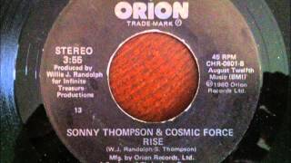 Sonny Thompson & Cosmic Force - Rise