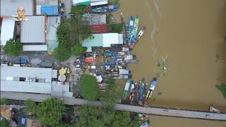 Đồng Tháp ký sự: Choáng ngợp với chợ cá đồng Trường Xuân lớn nhất nhì Mekong