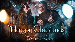Happy Christmas (War is over) - Fabio Vindigni ft. Soraya Iacono - Metal cover