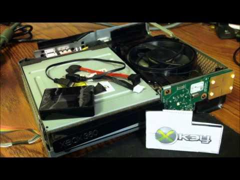 comment installer xkey360