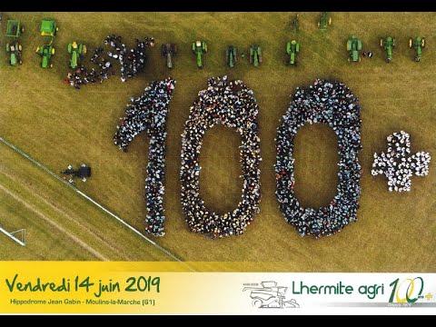 100 ans LHERMITE AGRI