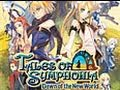 Cgr Undertow Tales Of Symphonia: Dawn Of The New World