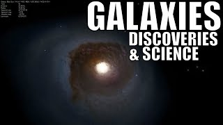 GALAXIES - 3 Hours of Scientific Space Discoveries Part 2/2