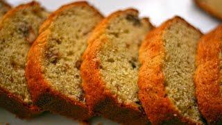 Banana Walnut Cake | How to make Cake | Happy Birthday Cake | Dessert Recipes @ Guru's Cooking
