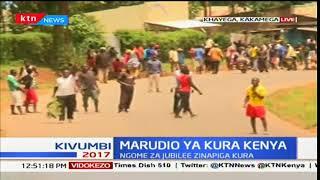 Police hold vigil in Kakamega as fresh polls continue
