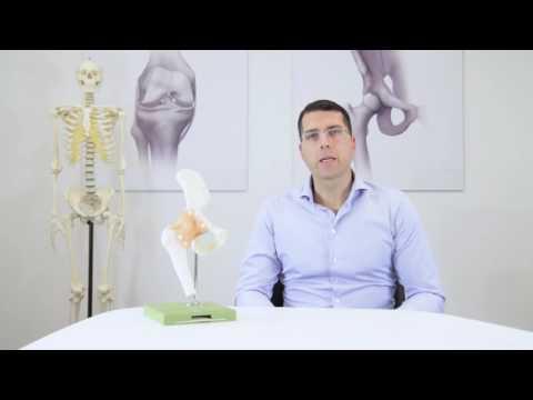 Vorrichtung zur Behandlung von Osteoarthritis des Schultergelenkes