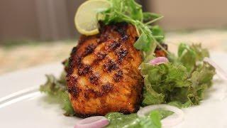 Tandoori Salmon   Cooking Classy with Afraz   Sanjeev Kapoor Khazana