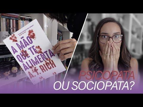 A MÃO QUE TE ALIMENTA, de A. J. Rich ?// RESENHA + VLOG DE LEITURA
