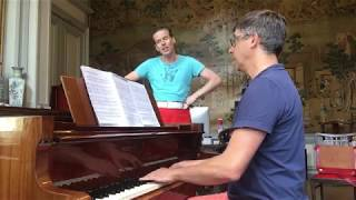 A couple of swells - Irving Berlin (rehearsal)