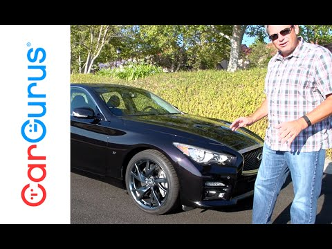 2015 Infiniti Q50 | CarGurus Test Drive Review