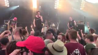 Subhumans - Mickey Mouse Is Dead (Zikenstock Festival 2018 France, Cateau-Cambrésis) [HD]