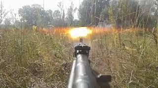 Реальный бой в АТО перестрелка ЗСУ с сепарами в лесу засада