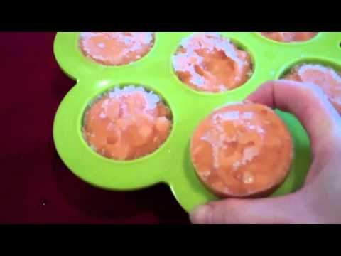 Beaba Babycook  How to defrost your frozen baby food finishe
