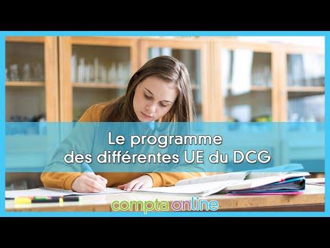 Le programme du diplôme de comptabilité et de gestion