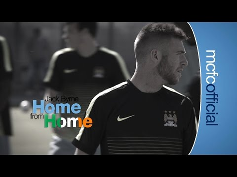 HOME FROM HOME | Jack Byrne Documentary
