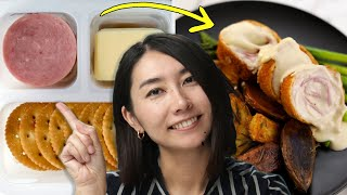 Can This Chef Make Lunchables Fancy? •Tasty