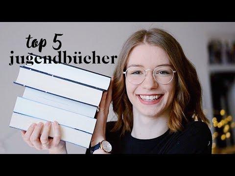 DIE BESTEN JUGENDBÜCHER // meine top 5 Jugendbuch-Empfehlungen