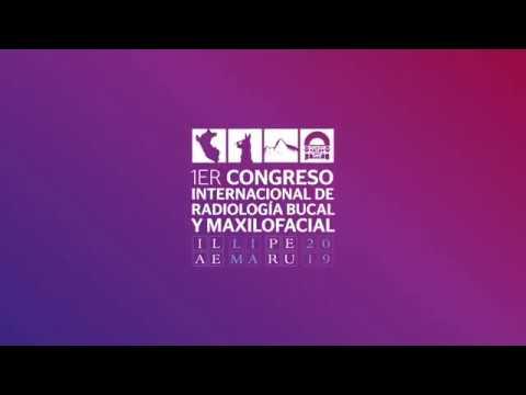 1º Congreso de Radiología Bucal y Maxilofacial - ILAE 2019