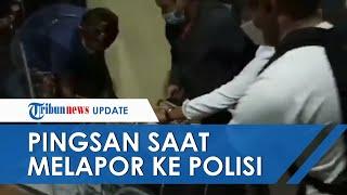 Diduga Kontraksi seusai Dipukul Oknum Satpol PP, Pemilik Warkop yang Hamil 9 Bulan Mendadak Pingsan