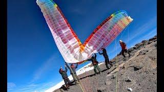 Paragliding Kilimanjaro  - hike and fly September 2018