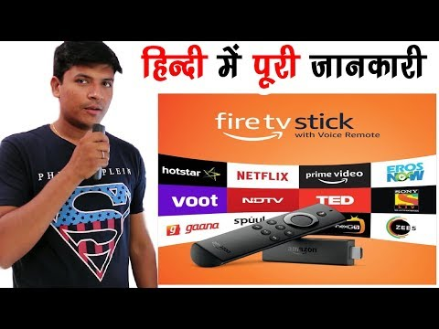 Amazon Fire Tv Stick in Hindi | unboxing | review | tips | use method | mr.growth