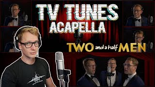 Two and a Half Men Theme - TV Tunes Acapella