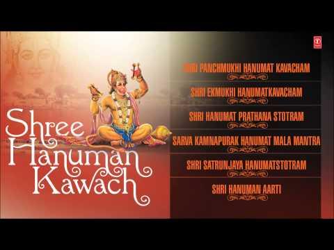 Shree Hanuman Kawach By Hariom Sharan, Shri Ravindra Full Audio Songs Juke Box