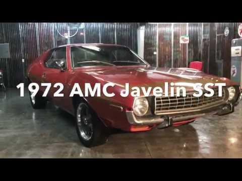 1972 AMC Javelin for Sale - CC-1044657