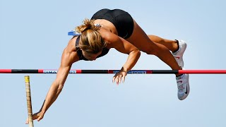 Albi 2020 : Marion Lotout avec 4,55 m au saut à la perche