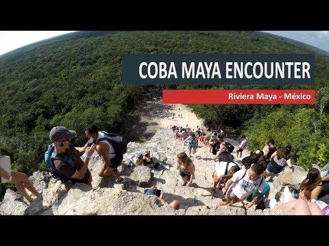 História, cultura e beleza em Coba