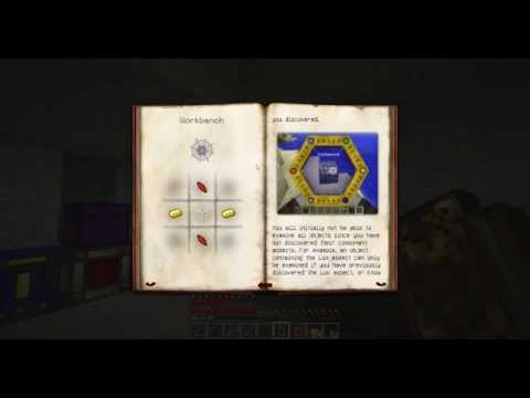TolkienCraft II Official Server Play Episode 2   Thaumic Introduction