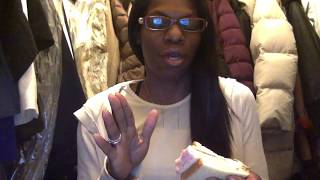 BRINA'S CLOSET  - THE RAW VIRGIN HAIR BOUTIQUE REVIEW (pt 1) - Video Youtube