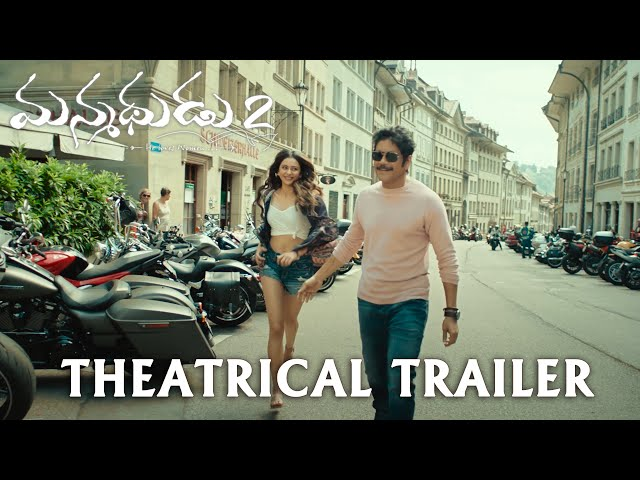 Manmadhudu 2 Movie Official Trailer