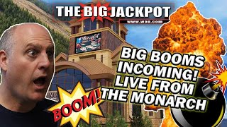 🔴 Live Slot Play From the Monarch Casino in Black Hawk💣