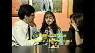 1997 - Lançamento CD Sonho Azul: Sandy Vende 664 Mil Cópias